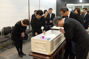 会長の葬儀3