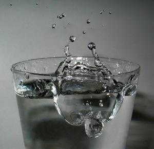 Trinkwasser - Quell des Lebens