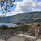 Das kleine Freilichttheater in Epidavros