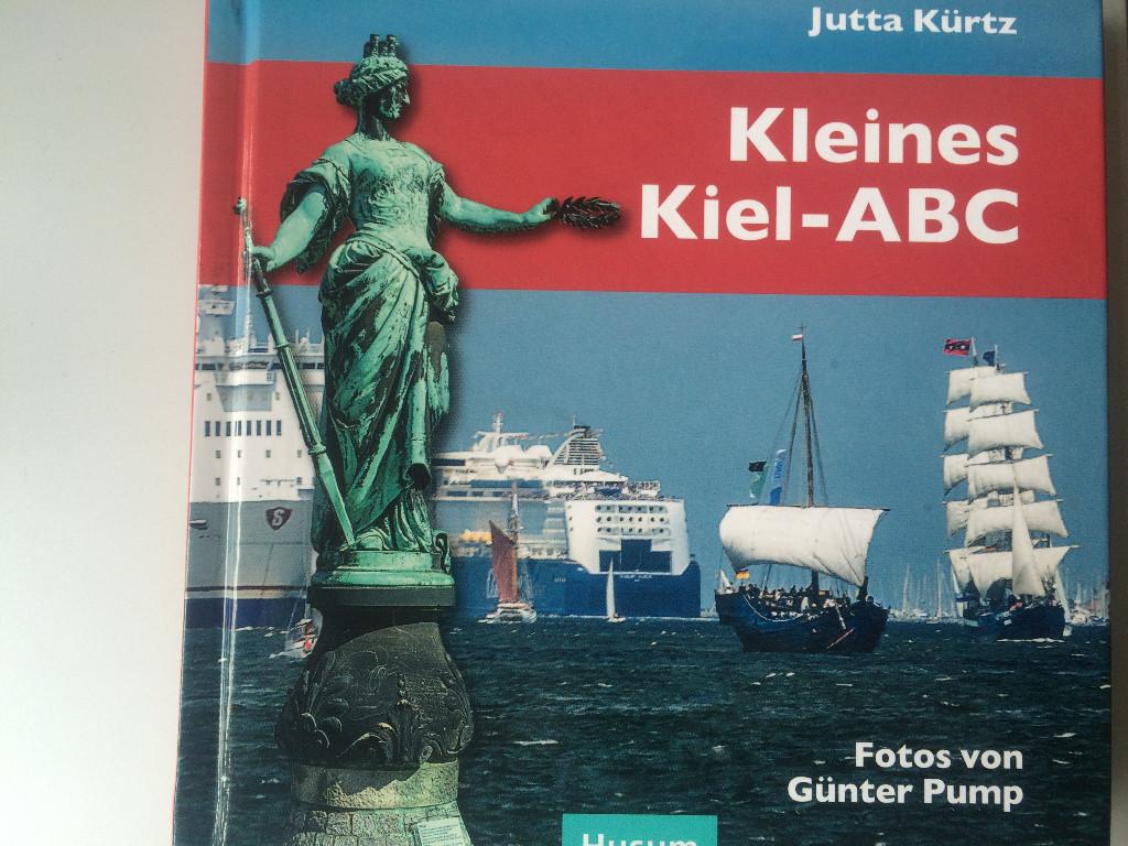 Kleines Kiel-ABC, Jutta Kürtz.