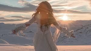 Die weite Grönlands spüren